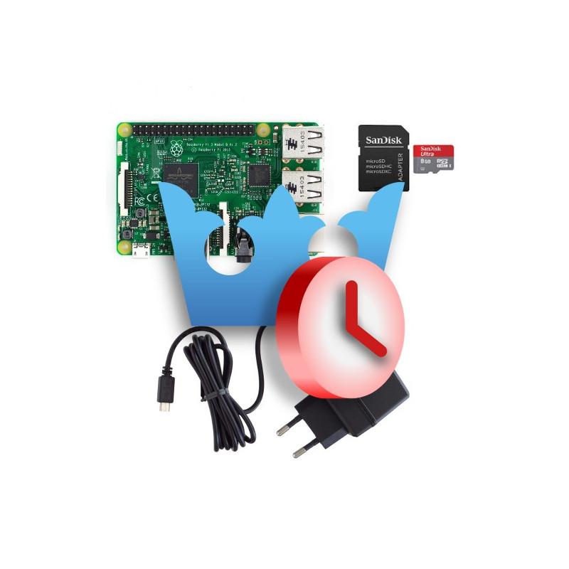 REX Starter sada s Raspberry Pi 3B