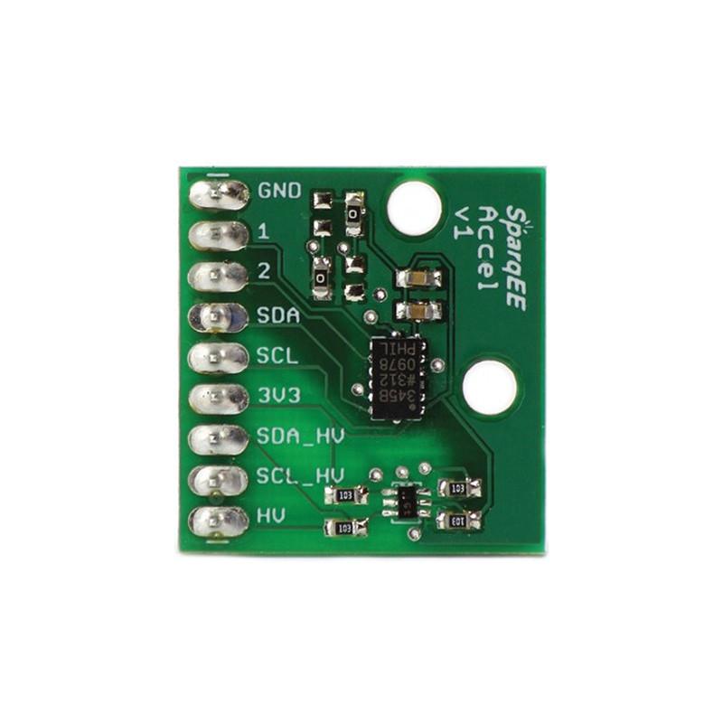 SparqEE Accelerometer Board