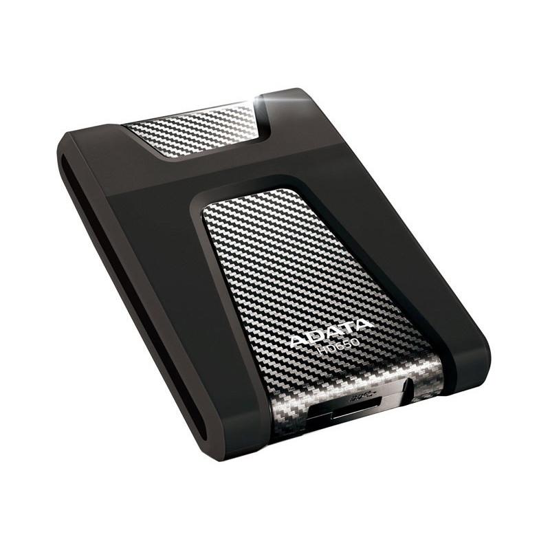 ADATA DashDrive Durable HD650 1TB, černá