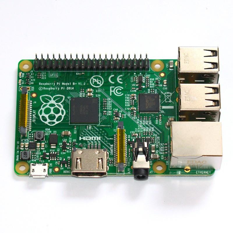 Raspberry Pi 1 Model B+ 512 MB RAM