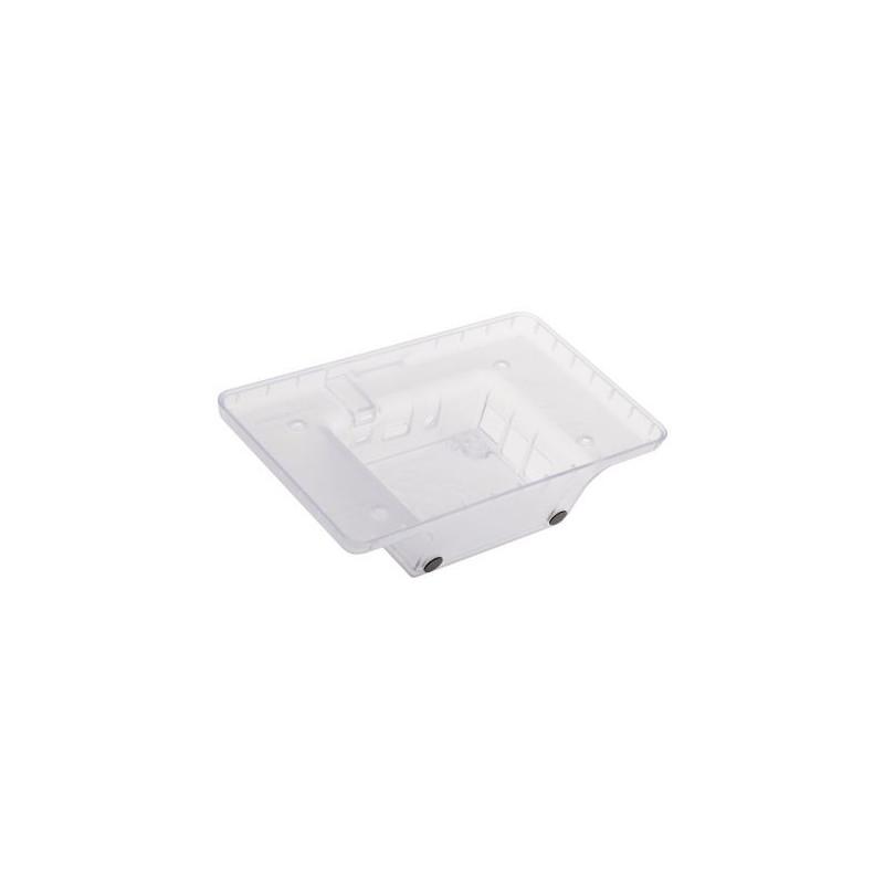 """Prémiová krabička pro oficiální 7"""" dotykový displej a Raspberry Pi, průhledná"""