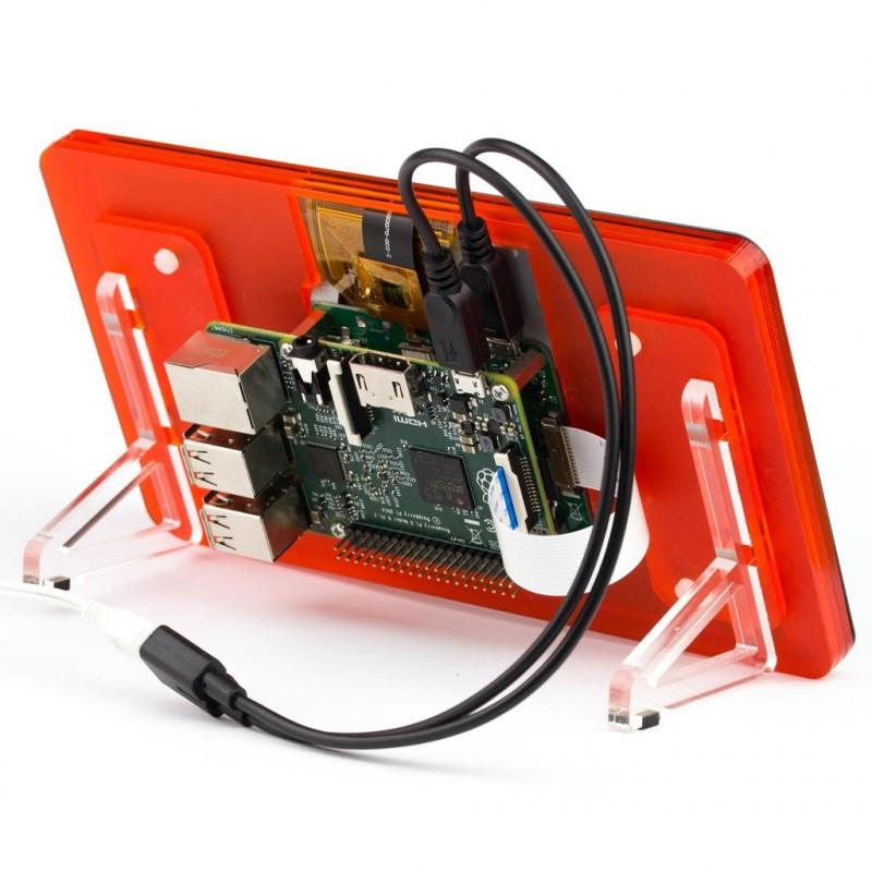 MicroB USB rozdvojka