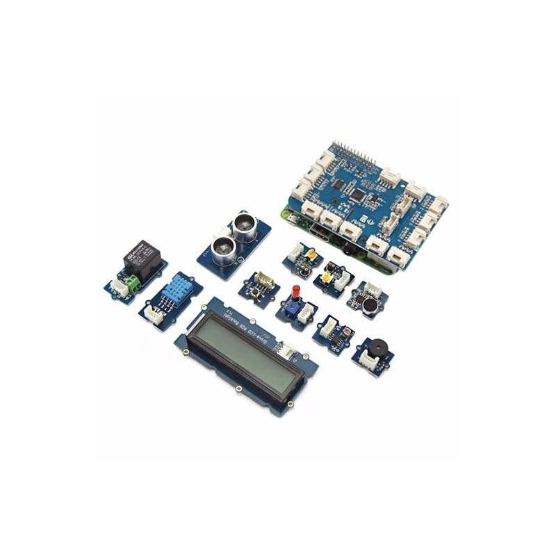 Seed Studio GrovePi+ Starter Kit