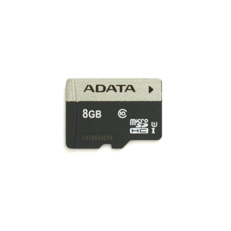 Karta ADATA Premier 8GB microSDHC UHS-I U1 C10 bez SD adaptéru