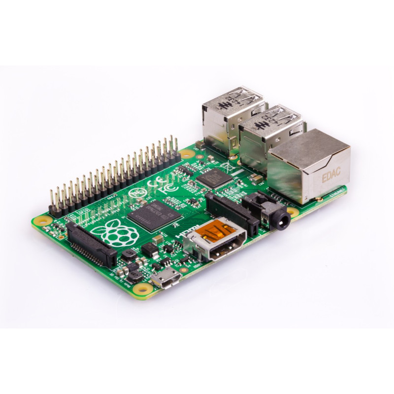 Raspberry Pi 1 Model B+ 512MB RAM