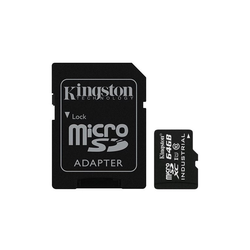 Kingston 64GB microSDXC UHS-I U1 SDCIT/64GB + SD adaptér