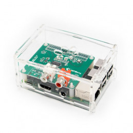 HiFiBerry krabička - transparentní