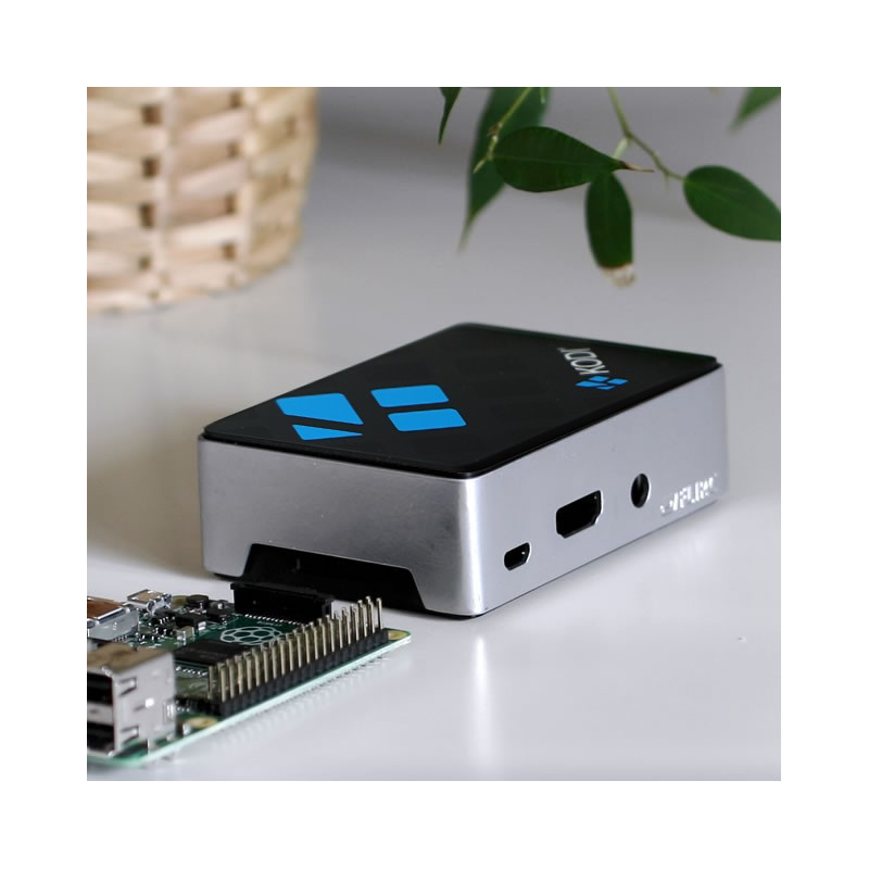 The Kodi Edition Raspberry Pi Case