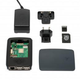 Raspberry Pi 3B+ OFICIÁLNÍ sada, černá