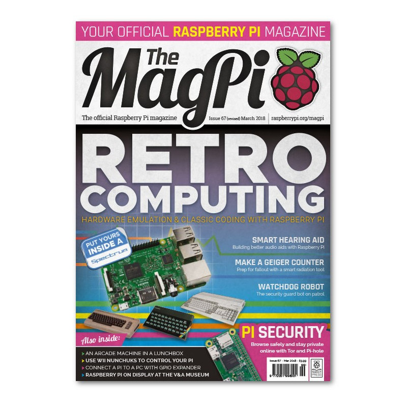 The MagPi 67