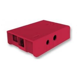 Plastová krabička pro model 1B - malinová