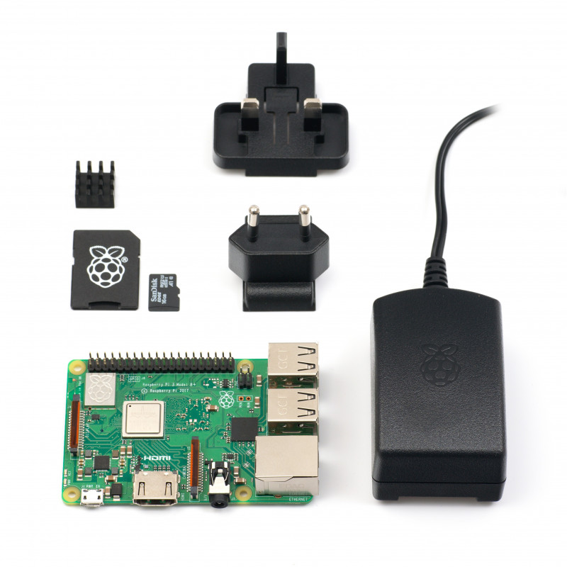 Raspberry Pi 3B+ ZÁKLADNÍ sada