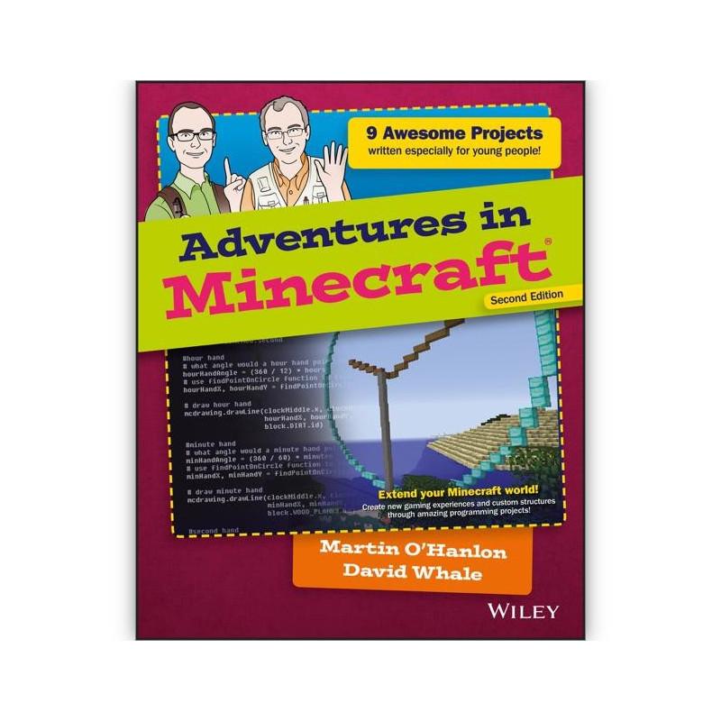 Adventures in Minecraft, 2nd Edition