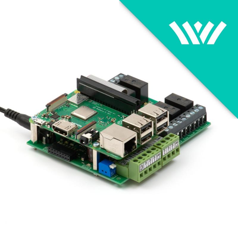 REXYGEN Starter Kit - Raspberry Pi 3B+ & UniPi 1.1 Lite