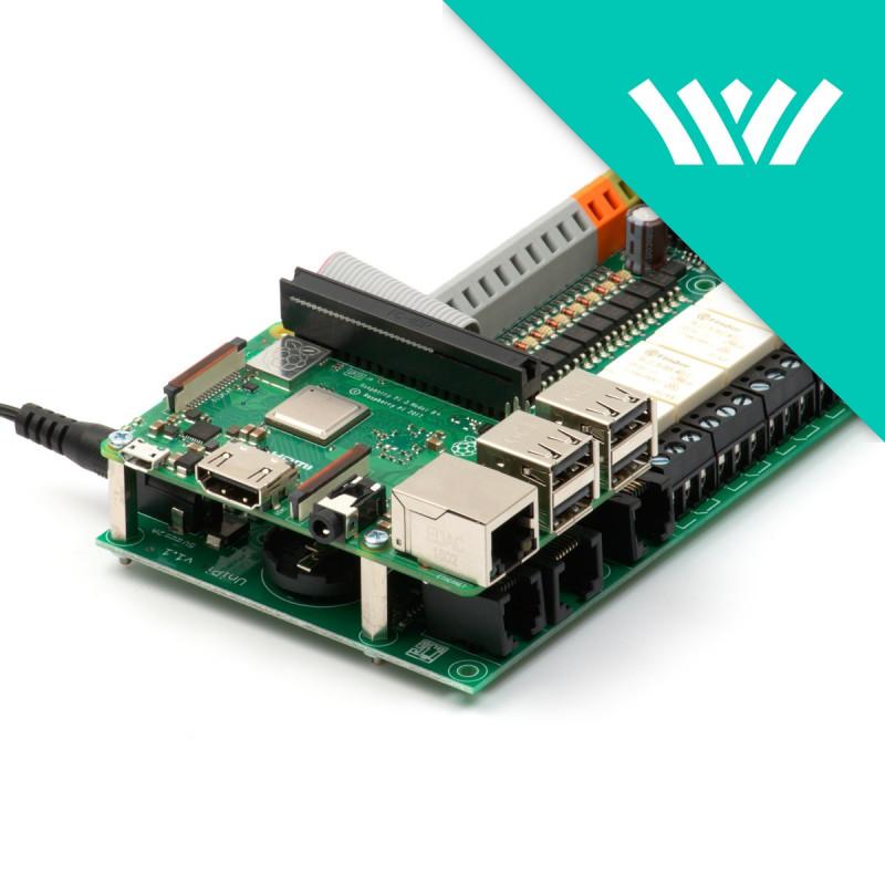 REXYGEN Starter Kit - Raspberry Pi 3B+ & UniPi 1.1