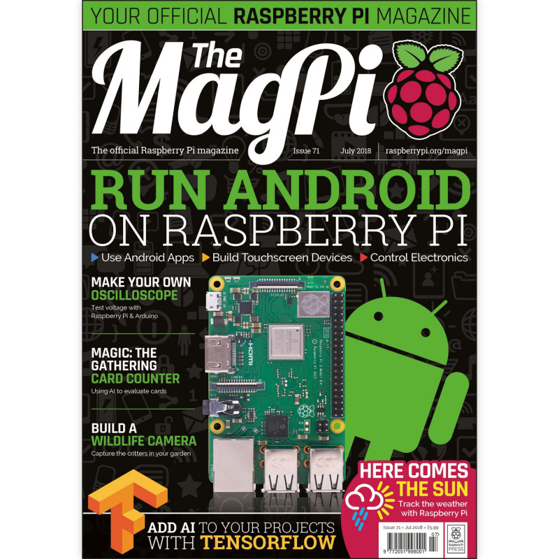 The MagPi 71