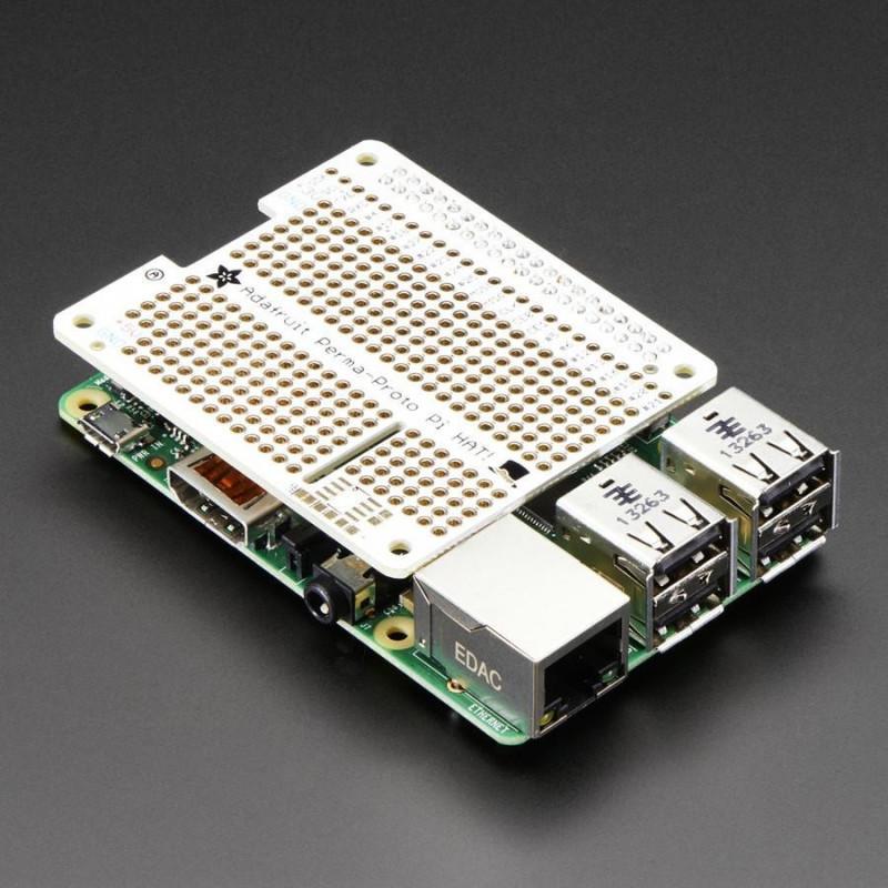 Adafruit Perma-Proto HAT Mini Kit - bez EEPROM
