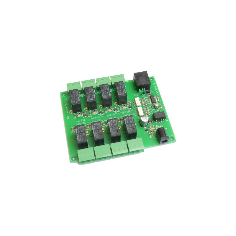 UniPi 1Wire 8-Relay extension