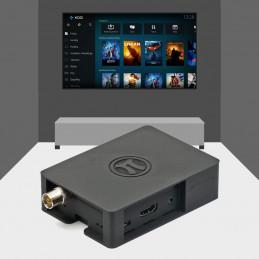 Multimediální TV HAT komplet - 3B+, 32GB, černá