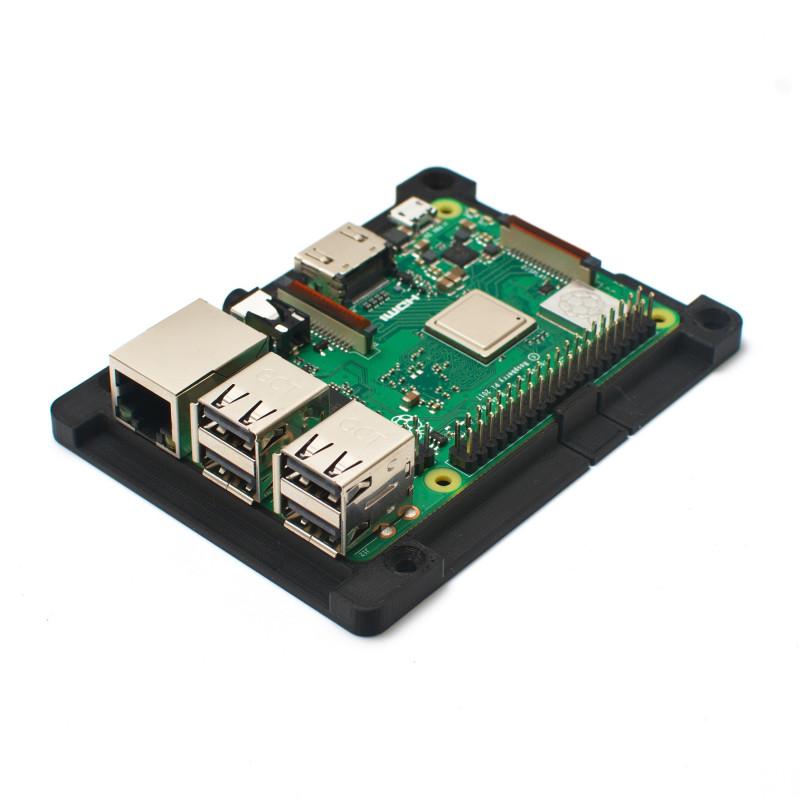 Zonepi Super Cabrio rámeček pro Raspberry Pi, černá