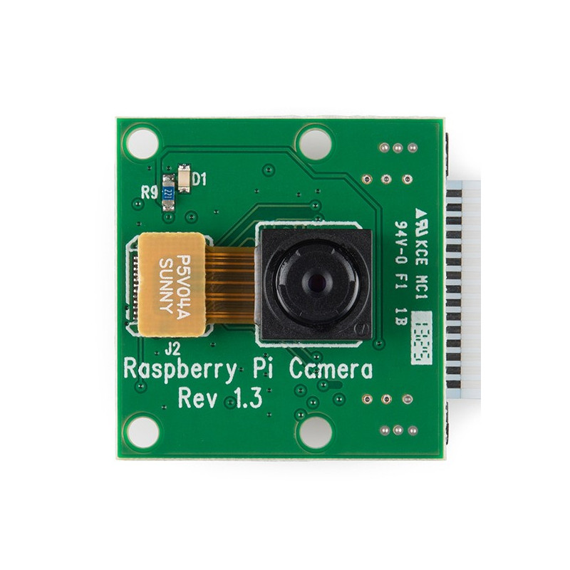 Raspberry Pi kamera modul V1