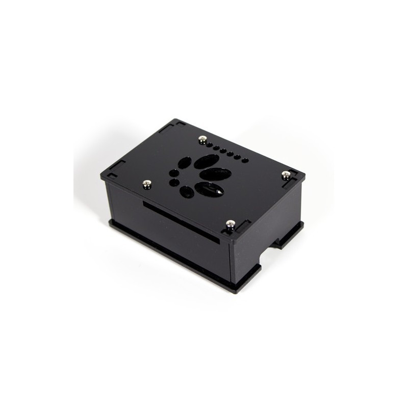HiFiBerry krabička pro AMP+, černá