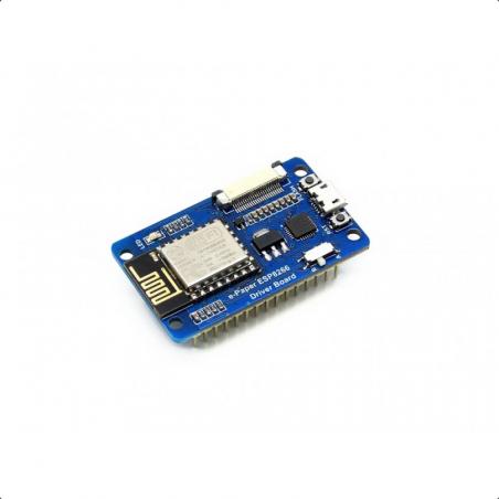 Waveshare Univerzální ovládací deska (driver board) pro e-Paper, ESP8266 WiFi bezdrátový