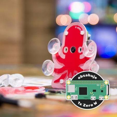 OctoCam - Pi Zero W Project Kit