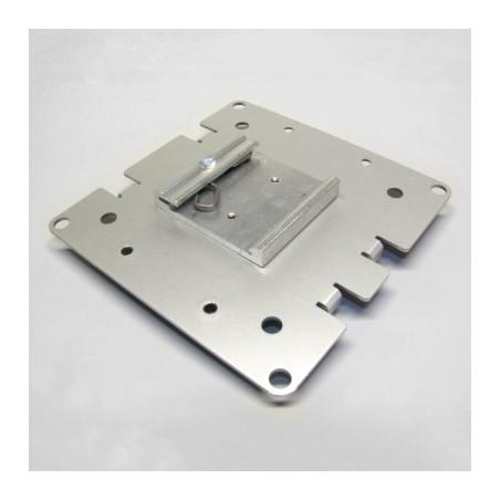 Použitý Univerzální držák na DIN-lištu pro hliníkové krabičky