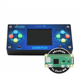 GamePi20 pro Raspberry Pi Zero (Zero WH uvnitř)