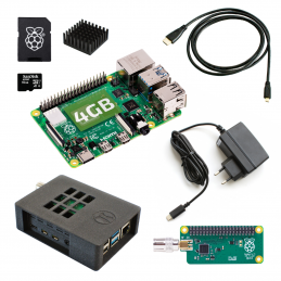 Zonepi Raspberry Pi 4B/4GB...
