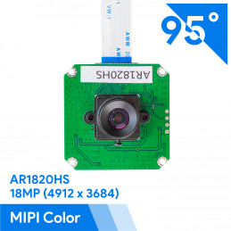 Arducam 18Mpx AR1820HS kamera