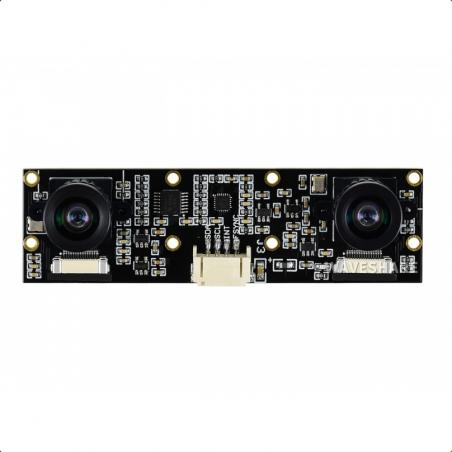 Waveshare IMX219-83 Stereo kamera, 8Mpx Binocular Camera Module
