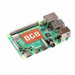 Raspberry Pi 4 Model B -...