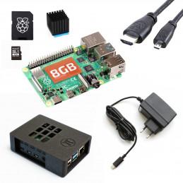 Zonepi Raspberry Pi 4B/8GB...