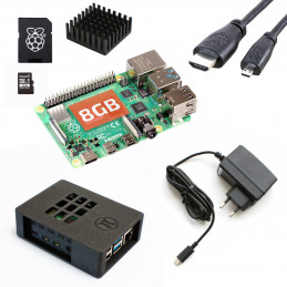 Zonepi Raspberry Pi 4B/8GB...