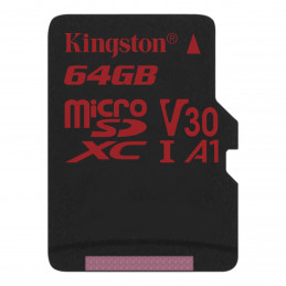 Kingston 64GB microSDXC...