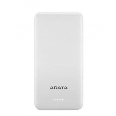 Powerbanka ADATA AT10000, 10000 mAh, bílá