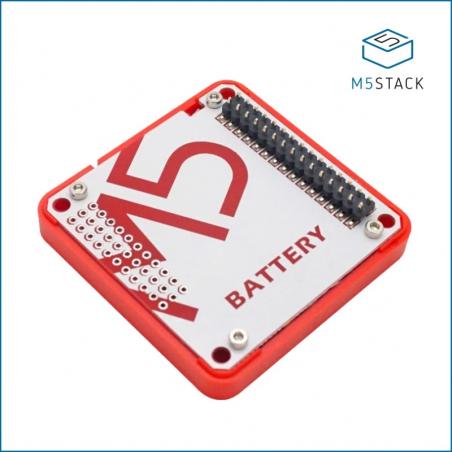 M5Stack Bateriový modul pro ESP32 Core vývojovou sadu