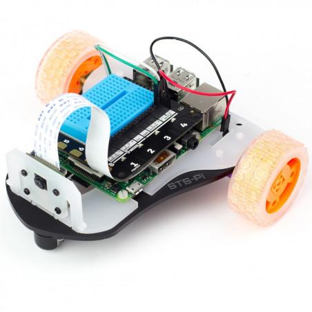 STS-Pi - průzkumný robot