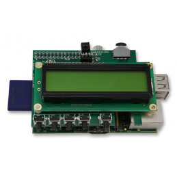 PiFace CAD 1 - ovládání a...