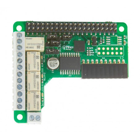 PiFace Relay Plus