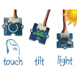 Ohbot 2.1 sada senzorů -...