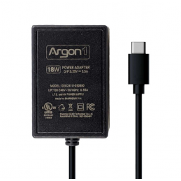 Argon USB-C 5,25V⎓3,5A...