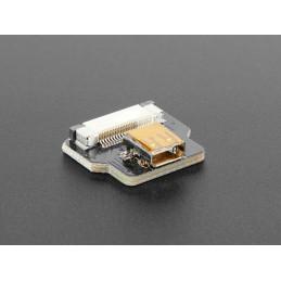 Adafruit micro HDMI adaptér...