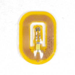 NFC LED nálepky na nehty,...