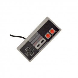 Retro USB NES Gamepad