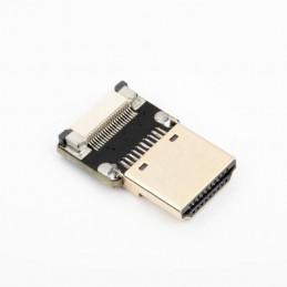 Mini HDMI koncovka pro DIY...
