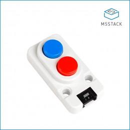 M5Stack Mini dvojité tlačítko
