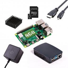 Raspberry Pi 4B/4GB +...